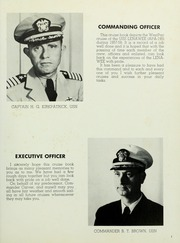 Page 5, 1958 Edition, Lenawee (APA 195) - Naval Cruise Book online yearbook collection