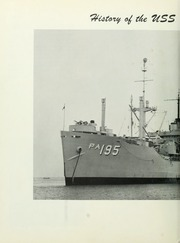 Page 6, 1958 Edition, Lenawee (APA 195) - Naval Cruise Book online yearbook collection