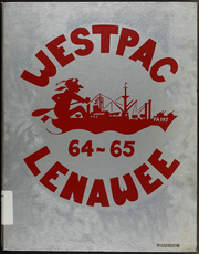 1965 Edition, Lenawee (APA 195) - Naval Cruise Book