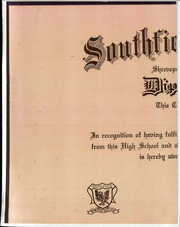 Page 3, 1977 Edition, Southfield School - Eyrie Yearbook (Shreveport, LA) online yearbook collection