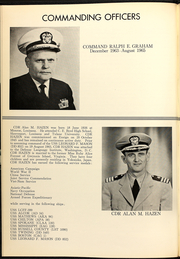 Page 10, 1966 Edition, Leonard Mason (DD 852) - Naval Cruise Book online yearbook collection