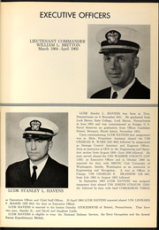 Page 11, 1966 Edition, Leonard Mason (DD 852) - Naval Cruise Book online yearbook collection