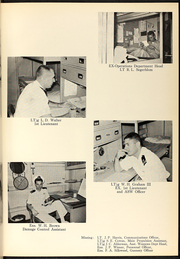 Page 15, 1966 Edition, Leonard Mason (DD 852) - Naval Cruise Book online yearbook collection