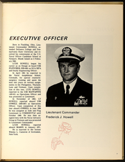 Page 11, 1972 Edition, Leonard Mason (DD 852) - Naval Cruise Book online yearbook collection