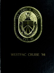 Page 1, 1984 Edition, Lewis Puller (FFG 23) - Naval Cruise Book online yearbook collection