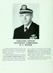 Page 10, 1984 Edition, Lewis Puller (FFG 23) - Naval Cruise Book online yearbook collection