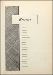 Page 11, 1954 Edition, Woodland High School - Fiesta Yearbook (Amite, LA) online yearbook collection