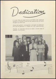 Page 13, 1954 Edition, Woodland High School - Fiesta Yearbook (Amite, LA) online yearbook collection