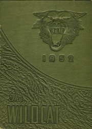 Page 1, 1952 Edition, Peters High School - Wildcat Yearbook (New Orleans, LA) online yearbook collection