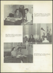 Page 10, 1952 Edition, Peters High School - Wildcat Yearbook (New Orleans, LA) online yearbook collection