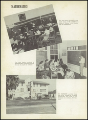 Page 12, 1952 Edition, Peters High School - Wildcat Yearbook (New Orleans, LA) online yearbook collection