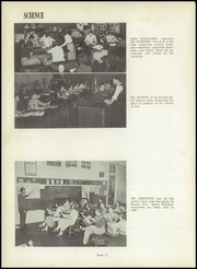 Page 16, 1952 Edition, Peters High School - Wildcat Yearbook (New Orleans, LA) online yearbook collection