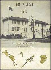 Page 5, 1952 Edition, Peters High School - Wildcat Yearbook (New Orleans, LA) online yearbook collection