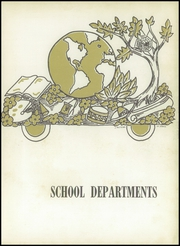 Page 9, 1952 Edition, Peters High School - Wildcat Yearbook (New Orleans, LA) online yearbook collection
