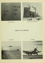 Page 13, 1950 Edition, Leyte (CV 32) - Naval Cruise Book online yearbook collection