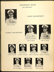 Page 10, 1963 Edition, Long Beach (CGN 9) - Naval Cruise Book online yearbook collection