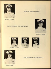 Page 11, 1963 Edition, Long Beach (CGN 9) - Naval Cruise Book online yearbook collection