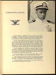 Page 7, 1963 Edition, Long Beach (CGN 9) - Naval Cruise Book online yearbook collection