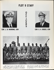 Page 13, 1967 Edition, Long Beach (CGN 9) - Naval Cruise Book online yearbook collection