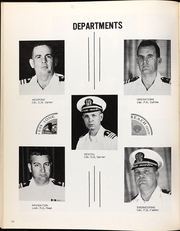 Page 14, 1967 Edition, Long Beach (CGN 9) - Naval Cruise Book online yearbook collection