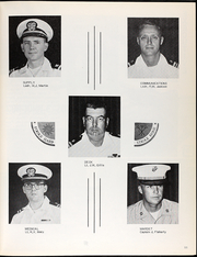 Page 15, 1967 Edition, Long Beach (CGN 9) - Naval Cruise Book online yearbook collection