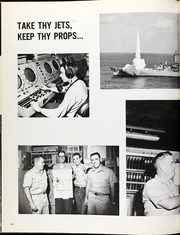 Page 24, 1967 Edition, Long Beach (CGN 9) - Naval Cruise Book online yearbook collection