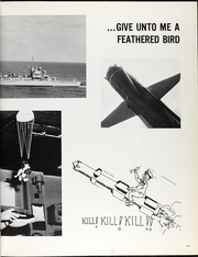 Page 25, 1967 Edition, Long Beach (CGN 9) - Naval Cruise Book online yearbook collection