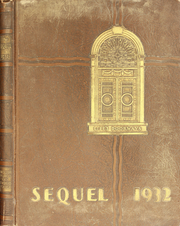 Page 1, 1932 Edition, Western Illinois University - Sequel Yearbook (Macomb, IL) online yearbook collection