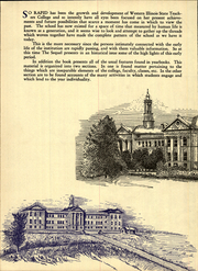 Page 10, 1934 Edition, Western Illinois University - Sequel Yearbook (Macomb, IL) online yearbook collection