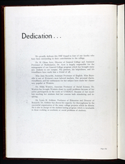 Page 10, 1947 Edition, Western Illinois University - Sequel Yearbook (Macomb, IL) online yearbook collection