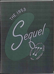 1953 Edition, Western Illinois University - Sequel Yearbook (Macomb, IL)