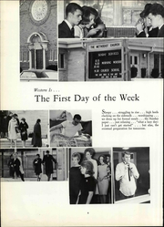 Page 12, 1965 Edition, Western Illinois University - Sequel Yearbook (Macomb, IL) online yearbook collection