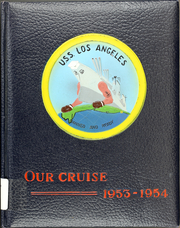 Page 1, 1954 Edition, Los Angeles (CA 135) - Naval Cruise Book online yearbook collection
