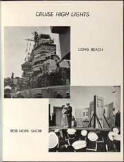 Page 15, 1954 Edition, Los Angeles (CA 135) - Naval Cruise Book online yearbook collection