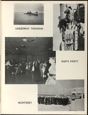 Page 17, 1954 Edition, Los Angeles (CA 135) - Naval Cruise Book online yearbook collection