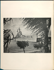 Page 4, 1954 Edition, Los Angeles (CA 135) - Naval Cruise Book online yearbook collection