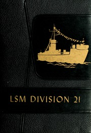 Page 1, 1952 Edition, LSM Division (21) - Naval Cruise Book online yearbook collection
