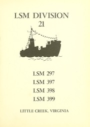Page 5, 1952 Edition, LSM Division (21) - Naval Cruise Book online yearbook collection