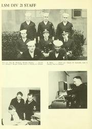 Page 8, 1952 Edition, LSM Division (21) - Naval Cruise Book online yearbook collection
