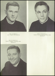 Page 17, 1957 Edition, St Johns High School - Flight Yearbook (Shreveport, LA) online yearbook collection