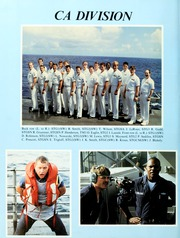 Page 14, 1993 Edition, Lake Champlain (CG 57) - Naval Cruise Book online yearbook collection