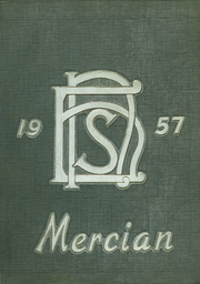 1957 Edition, Holy Name of Jesus High School - Mercian Yearbook (New Orleans, LA)