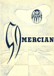 1959 Edition, Holy Name of Jesus High School - Mercian Yearbook (New Orleans, LA)