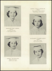 Page 15, 1959 Edition, Holy Name of Jesus High School - Mercian Yearbook (New Orleans, LA) online yearbook collection