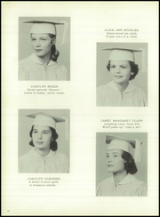 Page 16, 1959 Edition, Holy Name of Jesus High School - Mercian Yearbook (New Orleans, LA) online yearbook collection