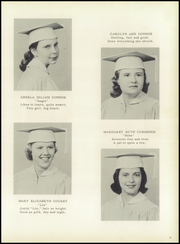 Page 17, 1959 Edition, Holy Name of Jesus High School - Mercian Yearbook (New Orleans, LA) online yearbook collection