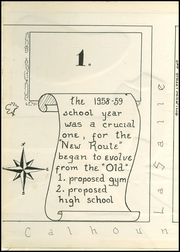 Page 2, 1959 Edition, Holy Name of Jesus High School - Mercian Yearbook (New Orleans, LA) online yearbook collection