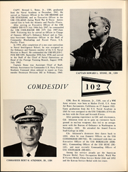 Page 10, 1966 Edition, Joseph Kennedy (DD 850) - Naval Cruise Book online yearbook collection
