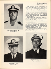 Page 12, 1966 Edition, Joseph Kennedy (DD 850) - Naval Cruise Book online yearbook collection
