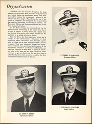 Page 13, 1966 Edition, Joseph Kennedy (DD 850) - Naval Cruise Book online yearbook collection